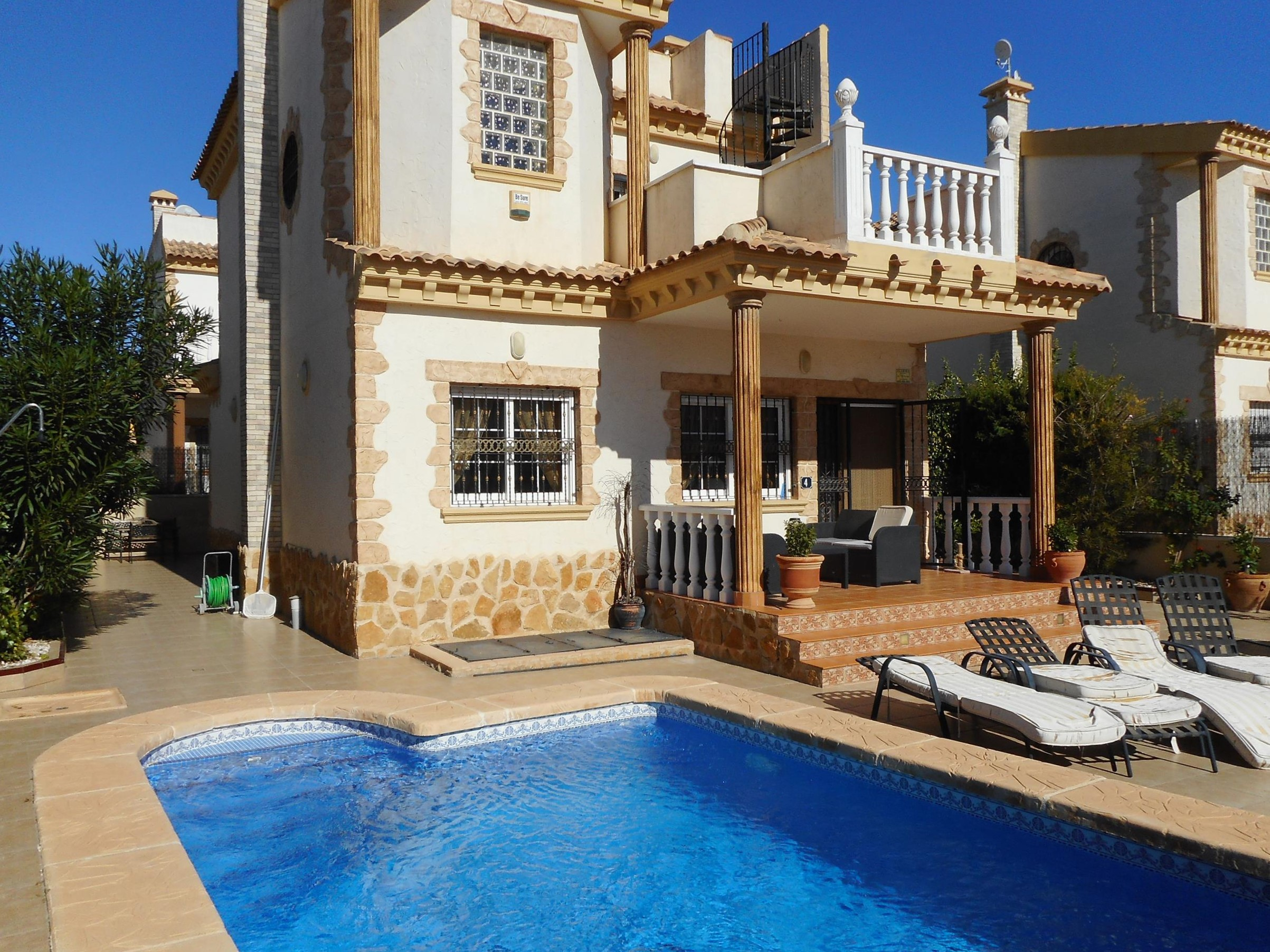 Ref:PC-54709 Villa For Sale in El Raso Guardamar