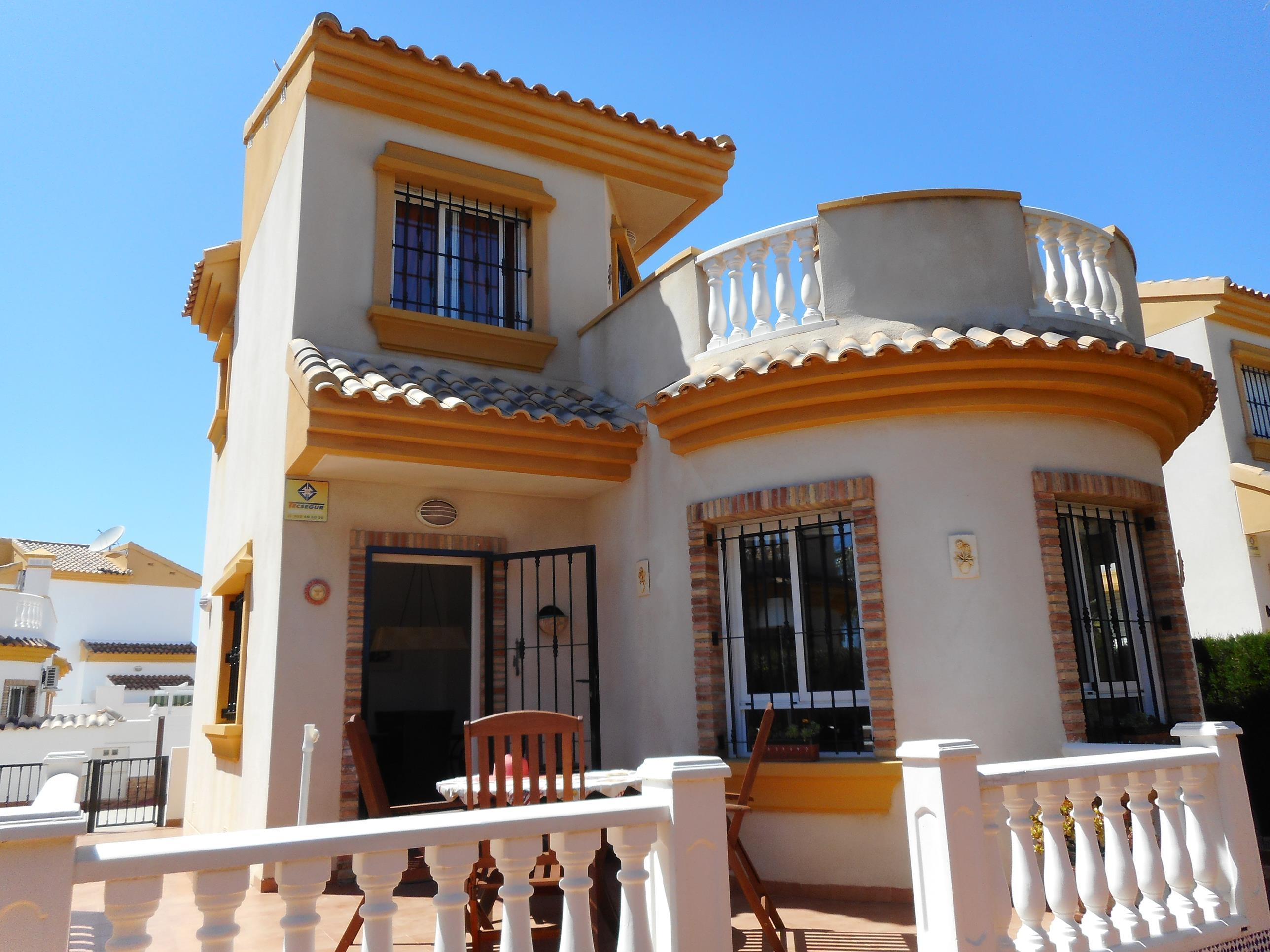 Ref:PC-27290 Villa For Sale in El Raso Guardamar