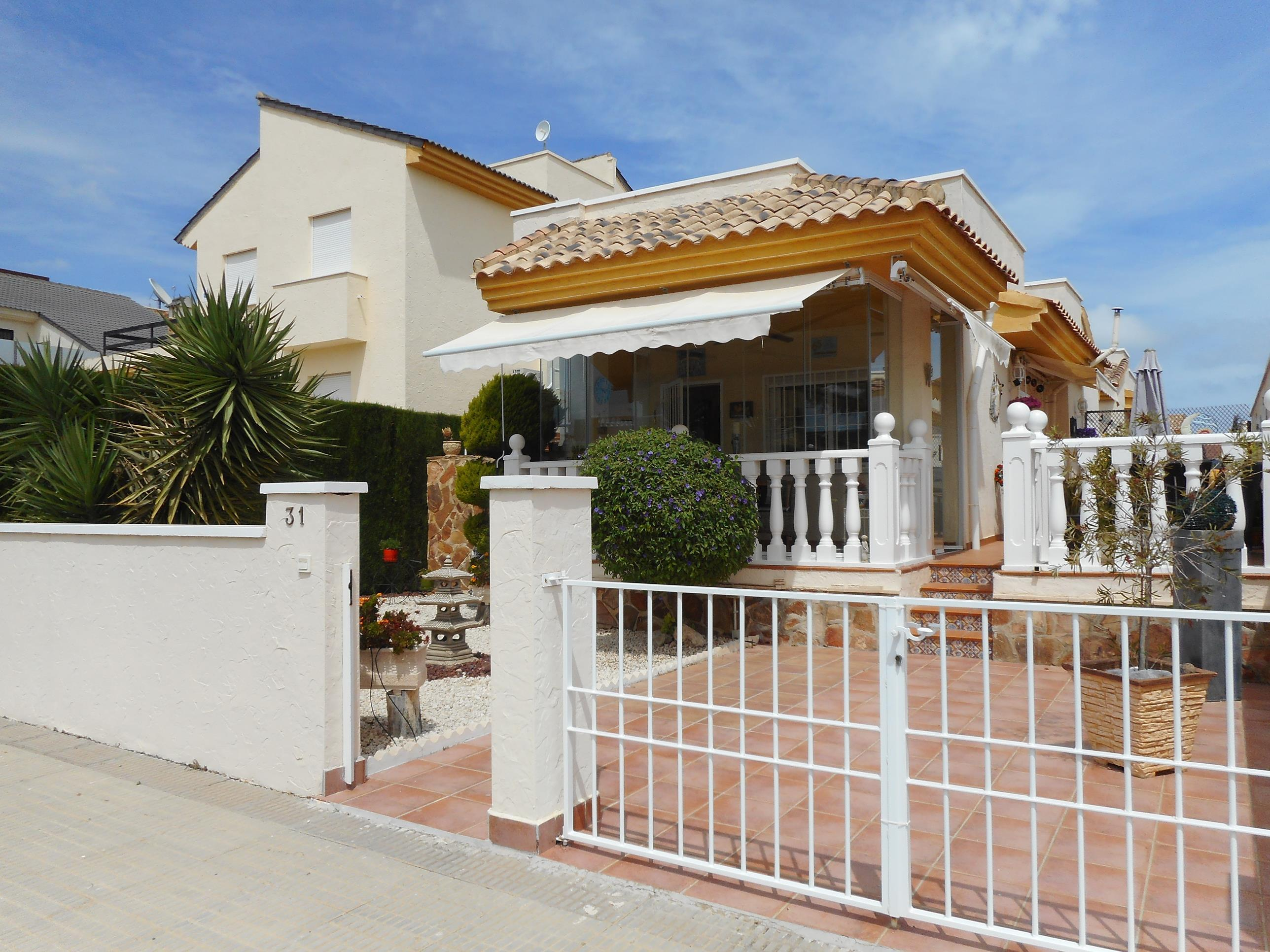 Ref:PC-81220 Villa For Sale in El Raso Guardamar