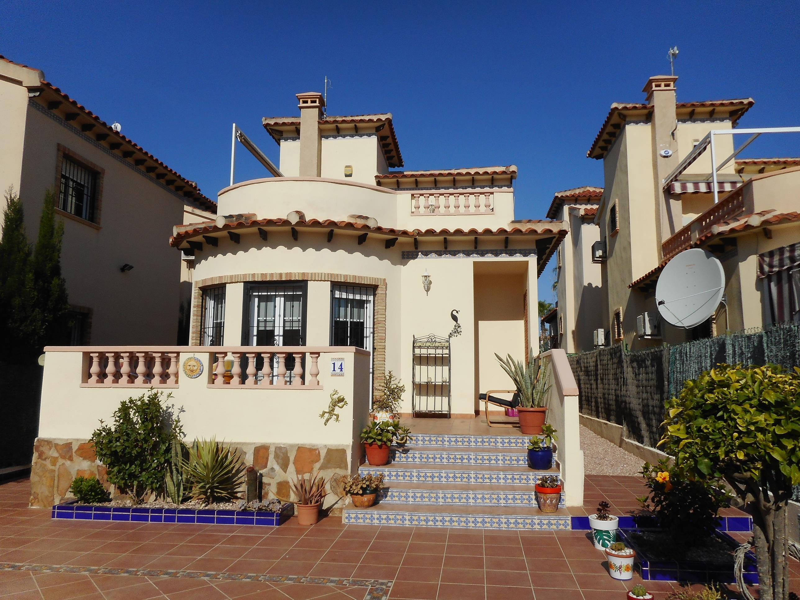 Ref:PC-26587 Villa For Sale in El Raso Guardamar