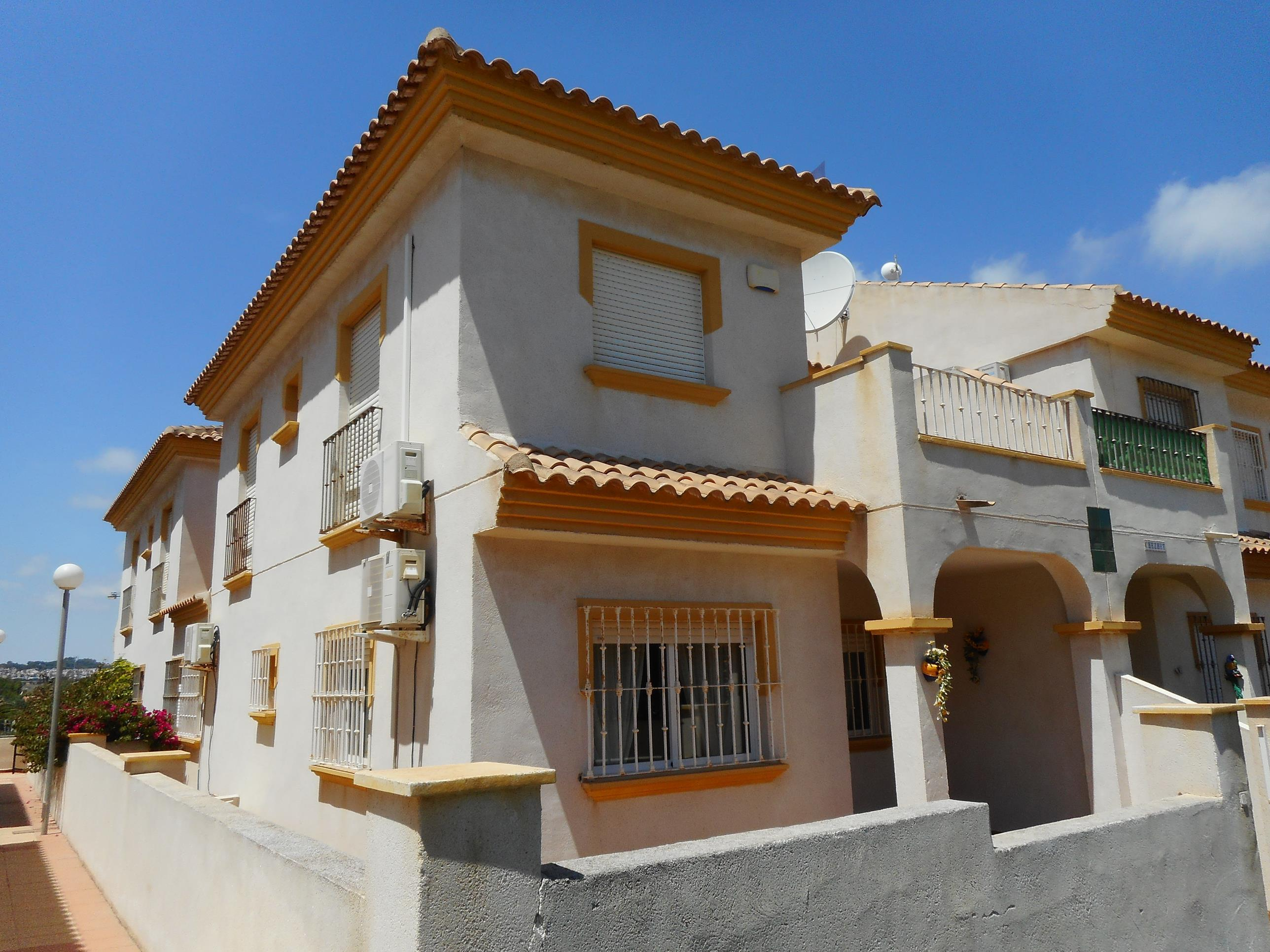 Ref:PC-70390 Townhouse For Sale in Playa Flamenca