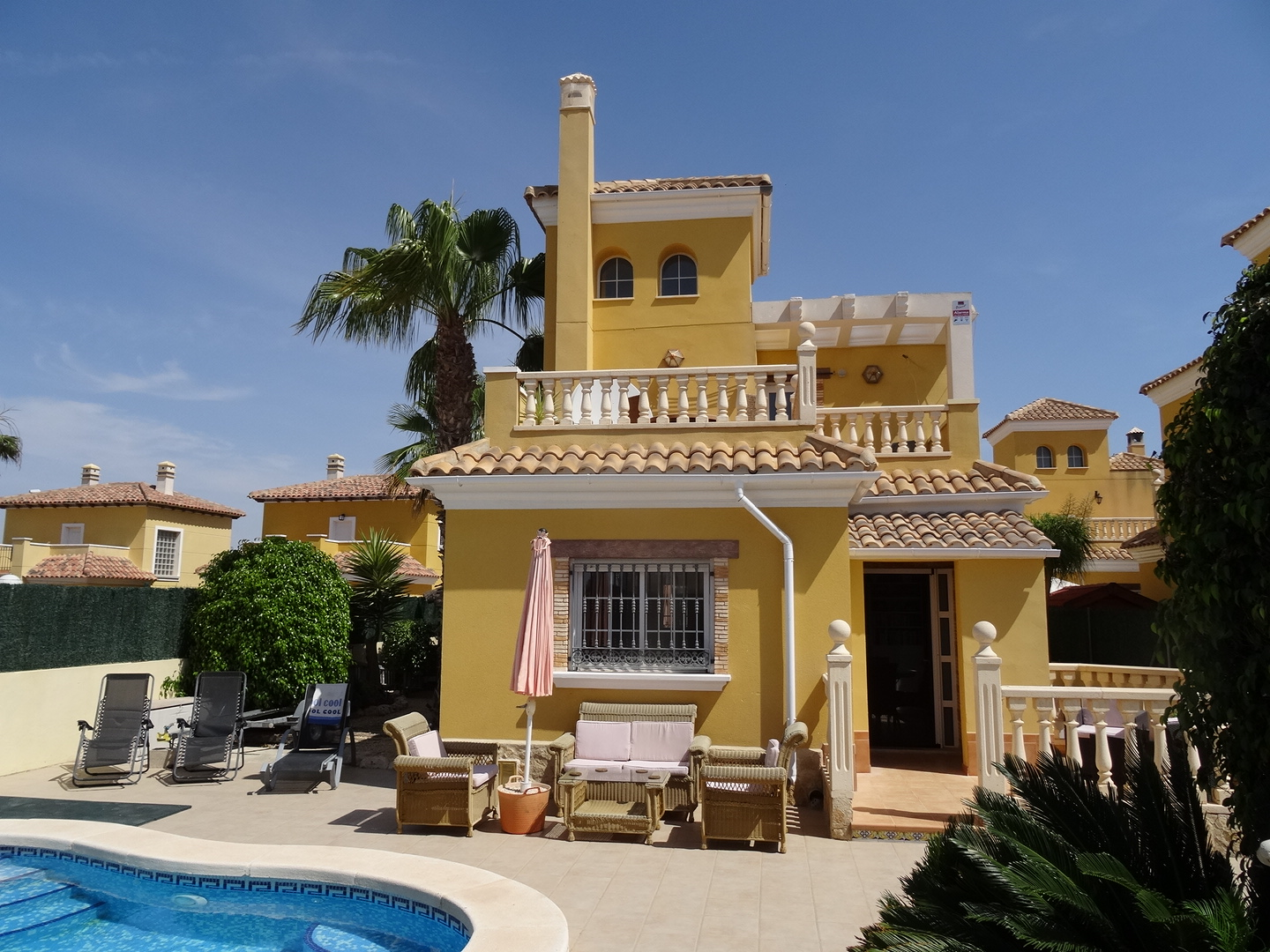 Ref:PC-73878 Villa For Sale in El Raso Guardamar