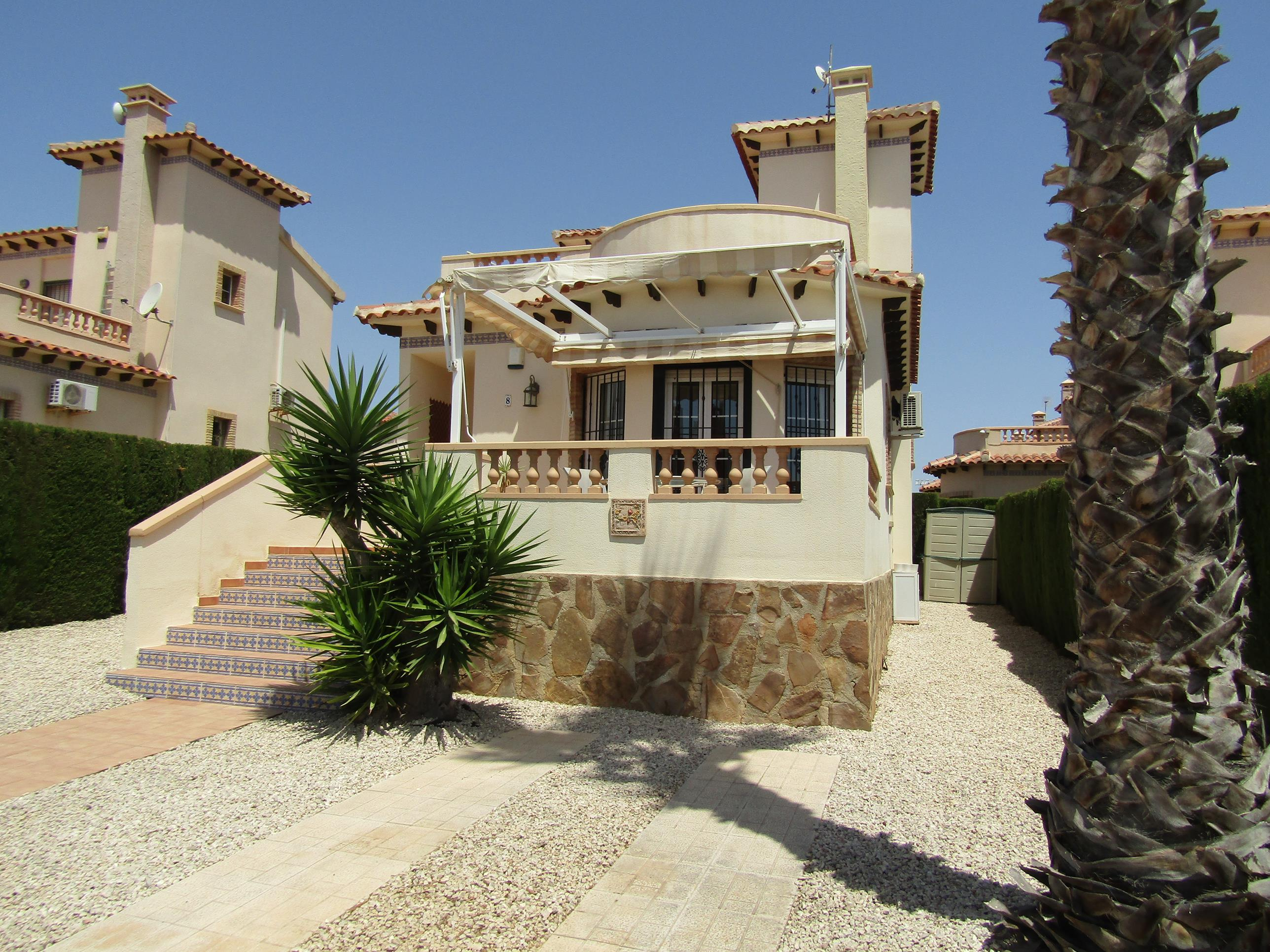Ref:PC-28011 Villa For Sale in El Raso Guardamar