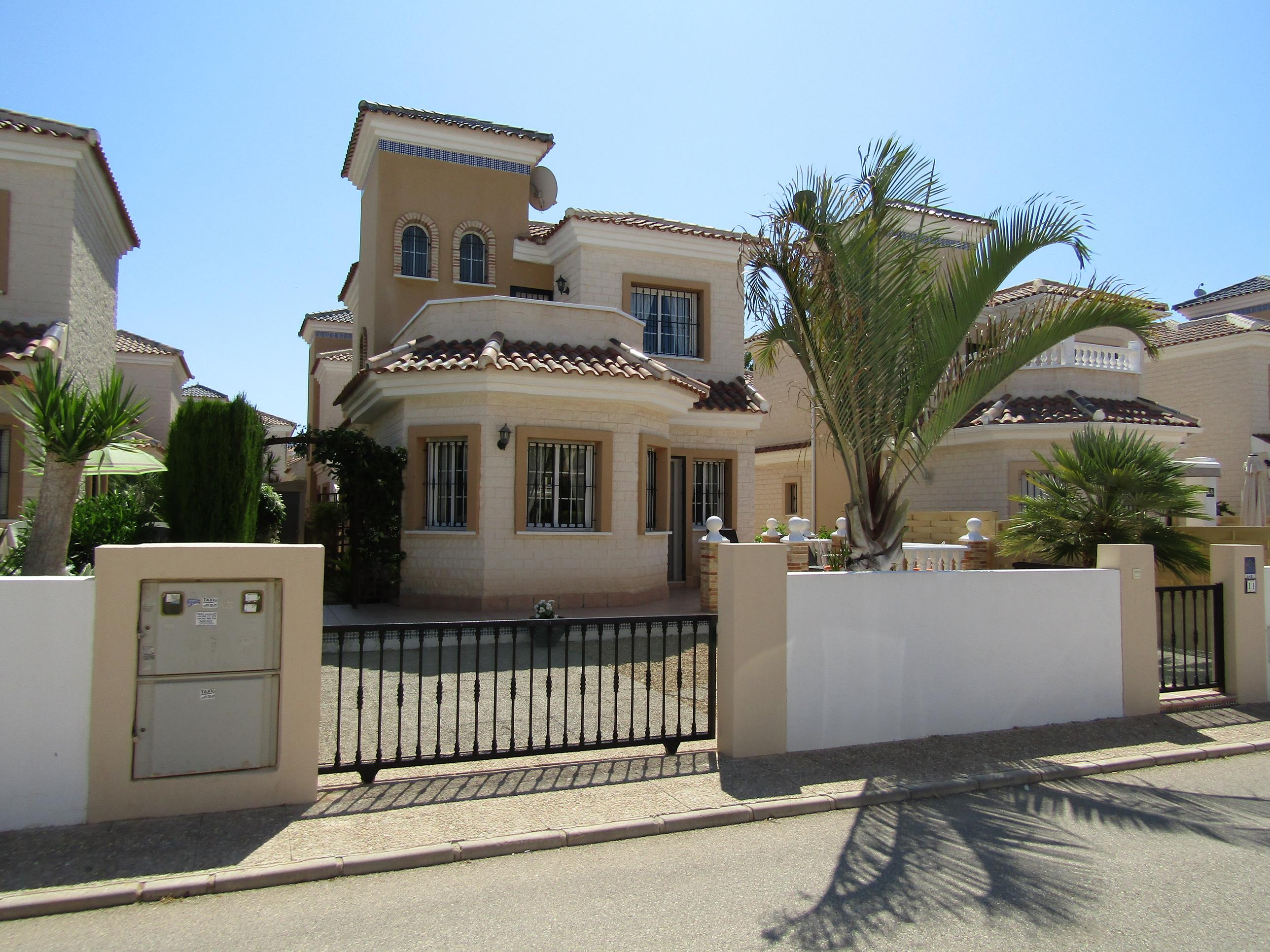 Ref:PC-13152 Villa For Sale in El Raso Guardamar
