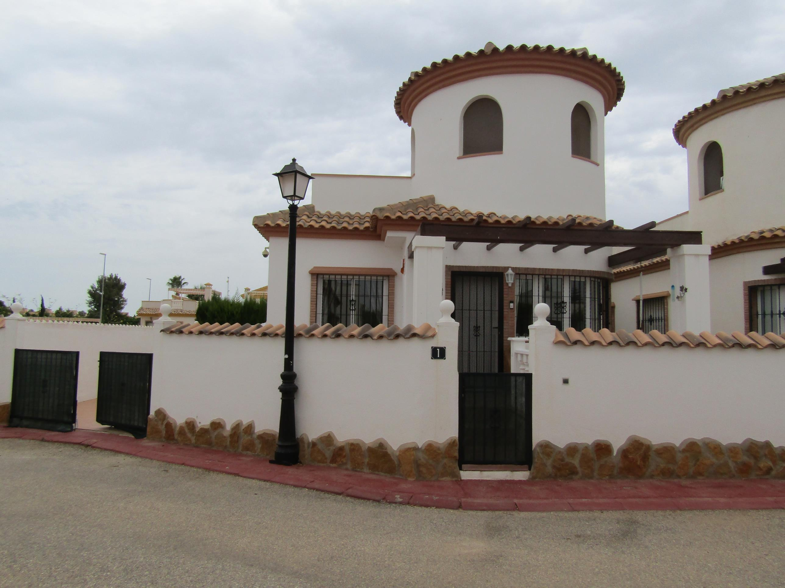 Ref:PC-58674 Villa For Sale in El Raso Guardamar