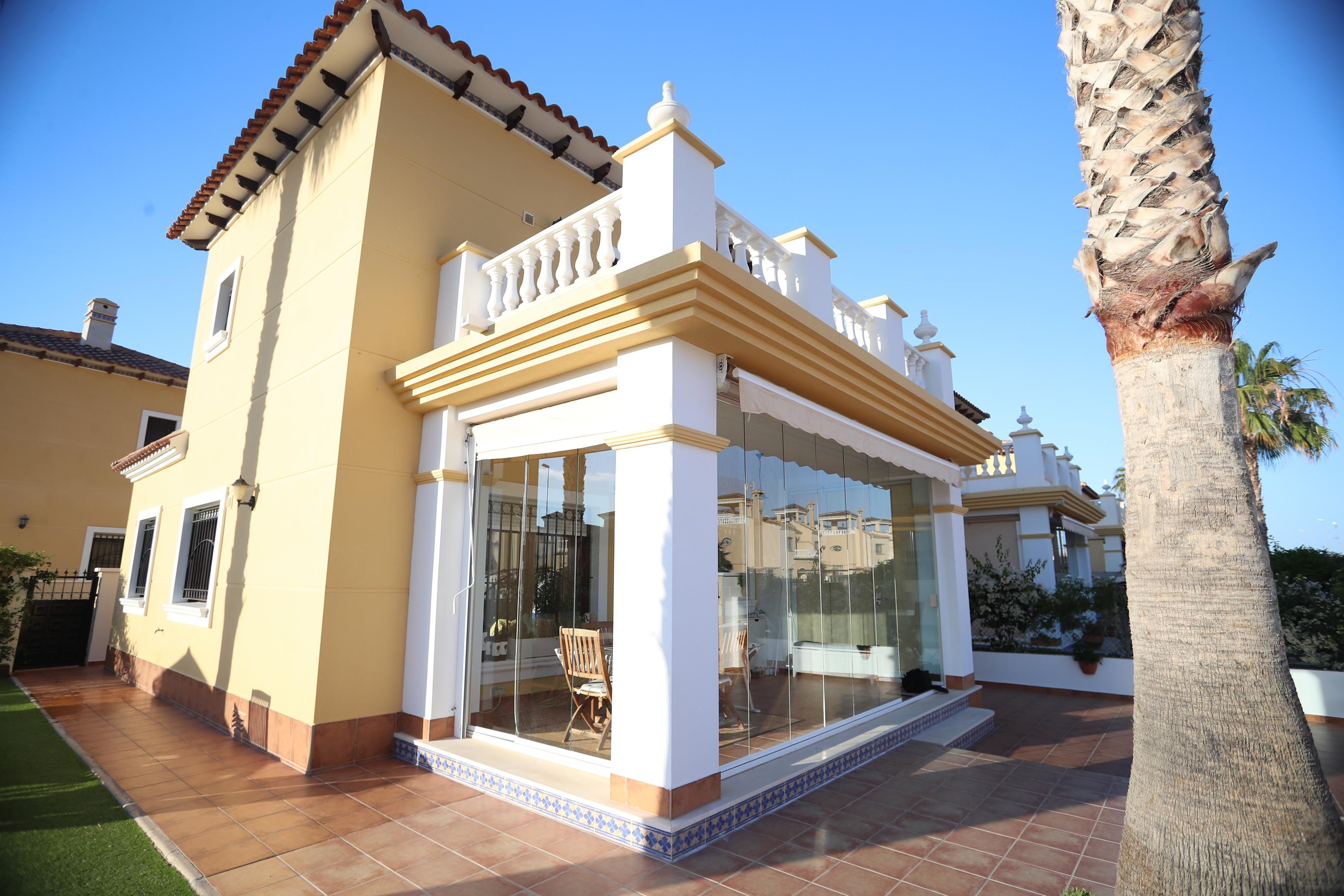 Ref:PC-74109 Villa For Sale in El Raso Guardamar