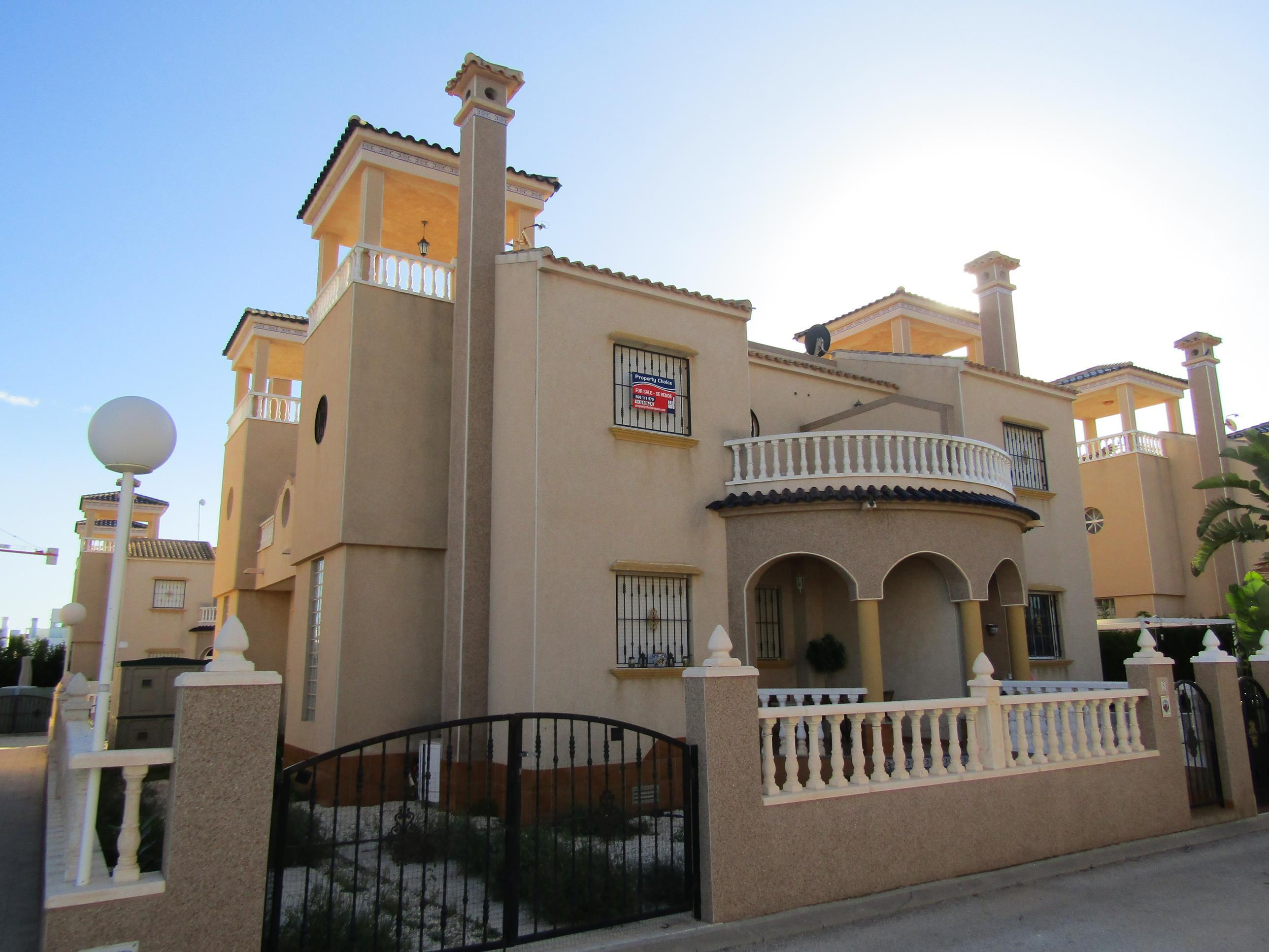Ref:PC-74075 Quad House For Sale in El Raso Guardamar